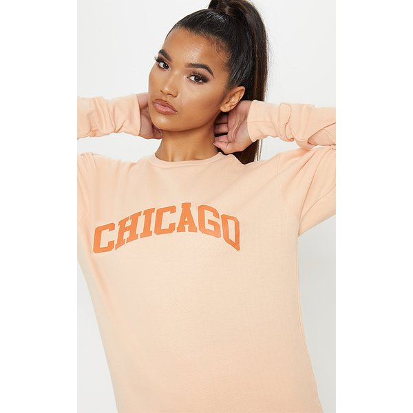 PrettyLittleThing - chicago sweater - 1
