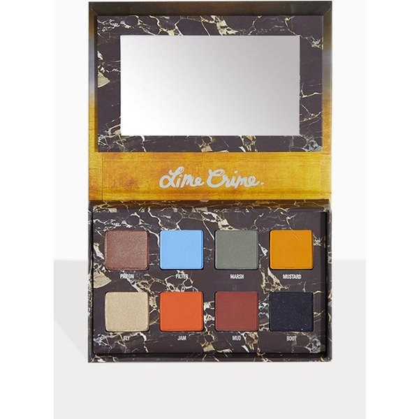 PrettyLittleThing - crime eyeshadow palette - 1
