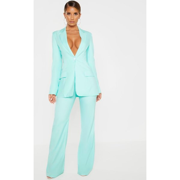 PrettyLittleThing - flared trouser - 1