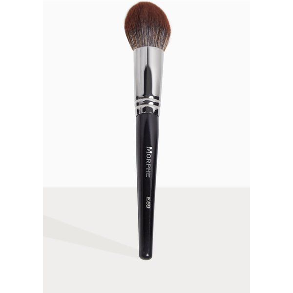 PrettyLittleThing - e59 tapered bronzer brush - 1