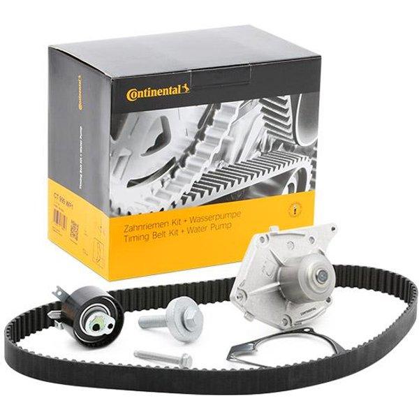 CONTITECH Water Pump + Timing Belt Kit RENAULT,NISSAN,DACIA CT1035WP3