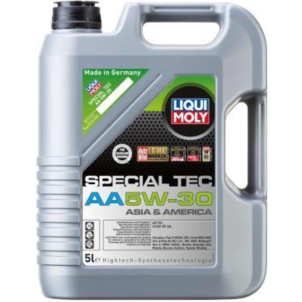Liqui Moly SPECIAL TEC AA 5W-30 20954 Leichtlaufmotoröl 5l