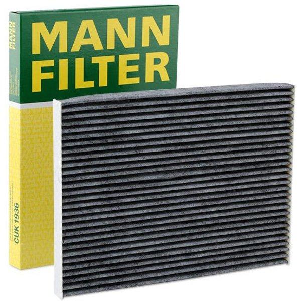 MANN-FILTER - Filter, Innenraumluft (CUK 1936)