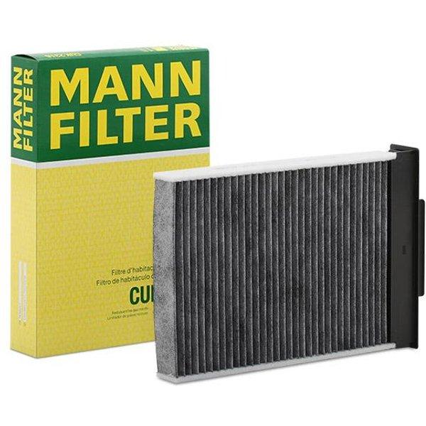 Cabin Air Filter CUK2316 by MANN-FILTER