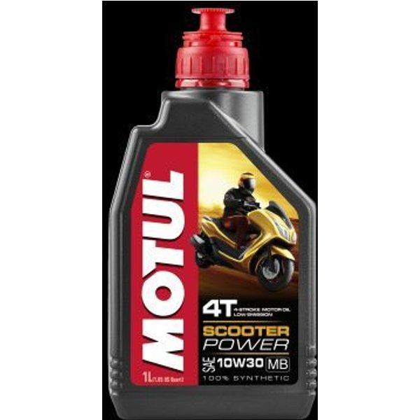 MOTUL Scooter Power 4T 10W30 MB Motorenöl 1 Liter