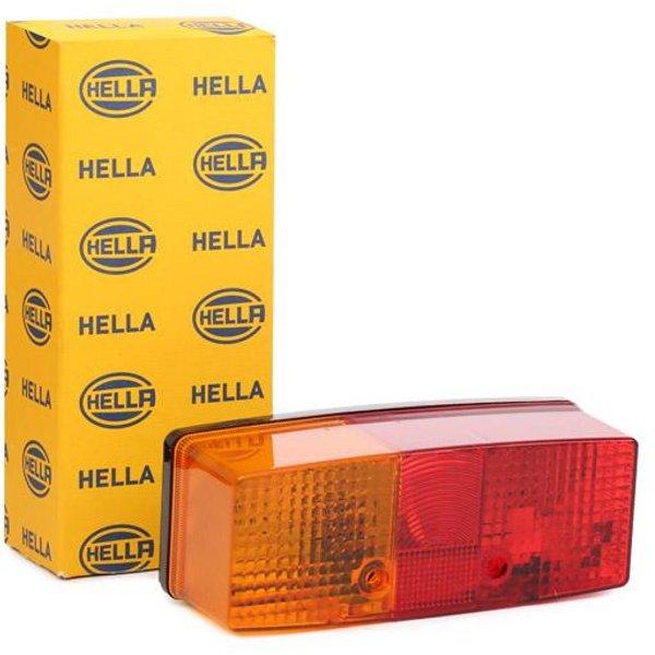 Feu de recul pour remorque Hella LEUCHTE SBBL LI 2SD 2SD 003 184-031 arrière, gauche 12 V, 24 V 1 pc(s)