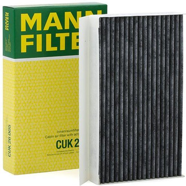 Cabin Air Filter CUK26005 by MANN-FILTER