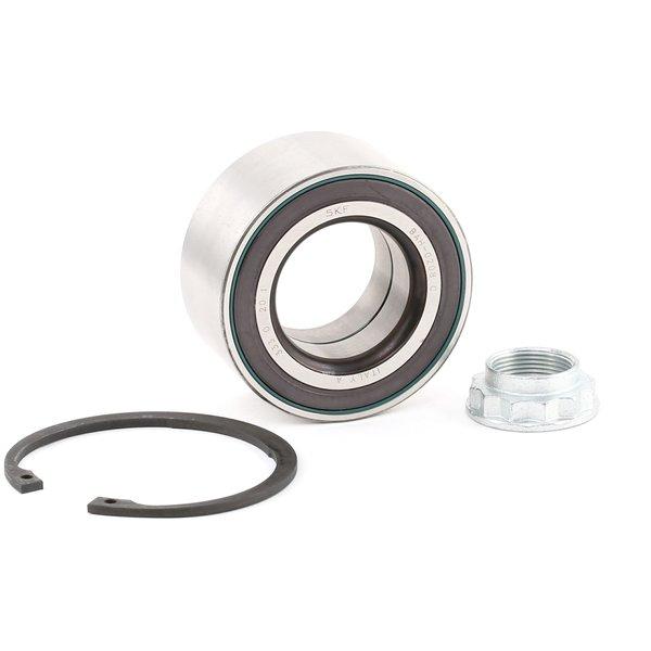 SKF Wheel Bearing Kit BMW VKBA 6632 33412406278,33416762321,33416762322  33416775842