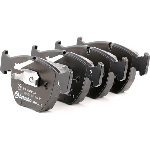 BREMBO Brake Pads BMW,ALPINA P 06 021 34111163227,34111163307,34111165227 Disk Pads,Brake Pad Set, disc brake 34112157589,34112180419,34112229031