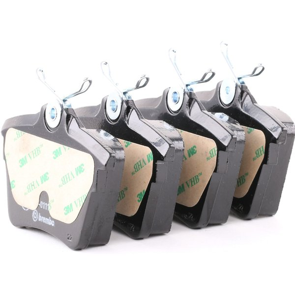 BREMBO Brake Pads PEUGEOT,CITROËN P 61 079 1617264780,425279,425326 Disk Pads,Brake Pad Set, disc brake 425421,425491,E172240,1617264780,425279,425326