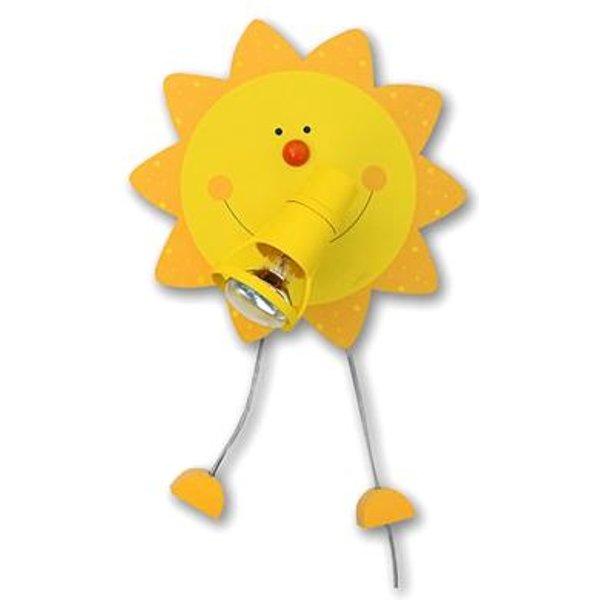 waldi Leuchten Sonne Wandleuchte - A