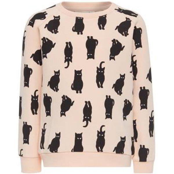 name it Leuchtprint- Sweatshirt
