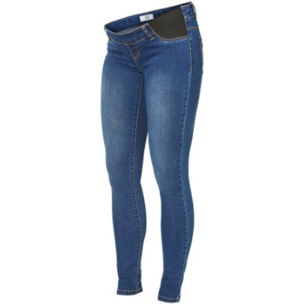 Mamalicious Slim Fit Umstandsjeans