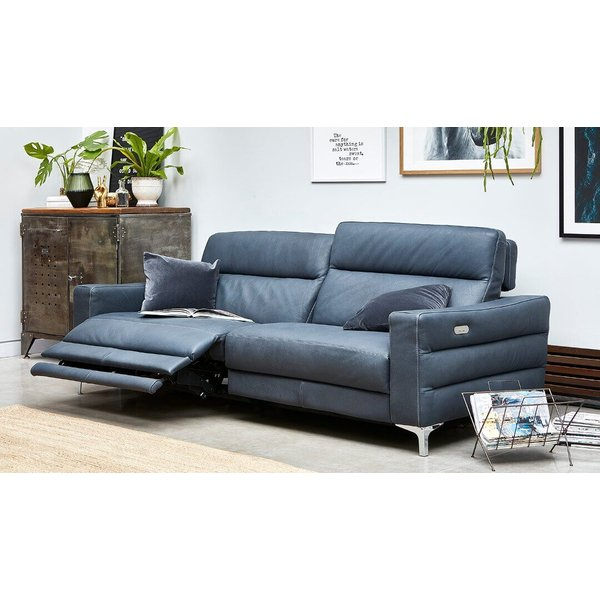 Orlando 3 Seater with Electric Recliners