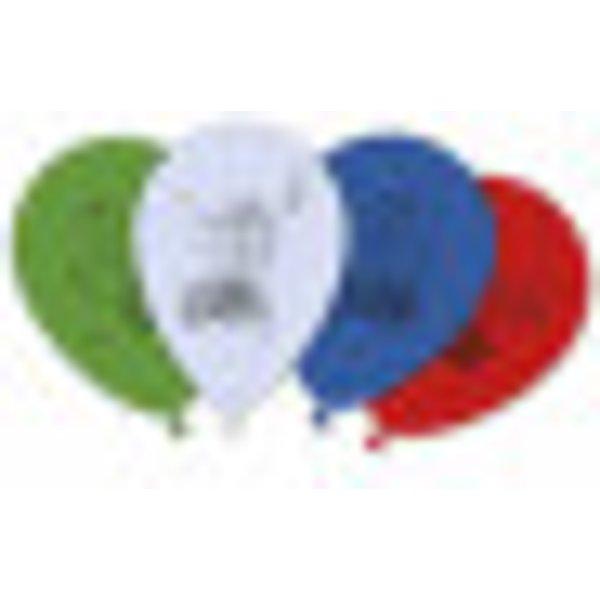 8 ballon imprimés avengers age of ultron