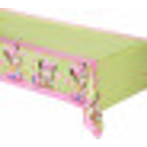 Nappe plastique Bébé Minnie ™ 120x180 cm