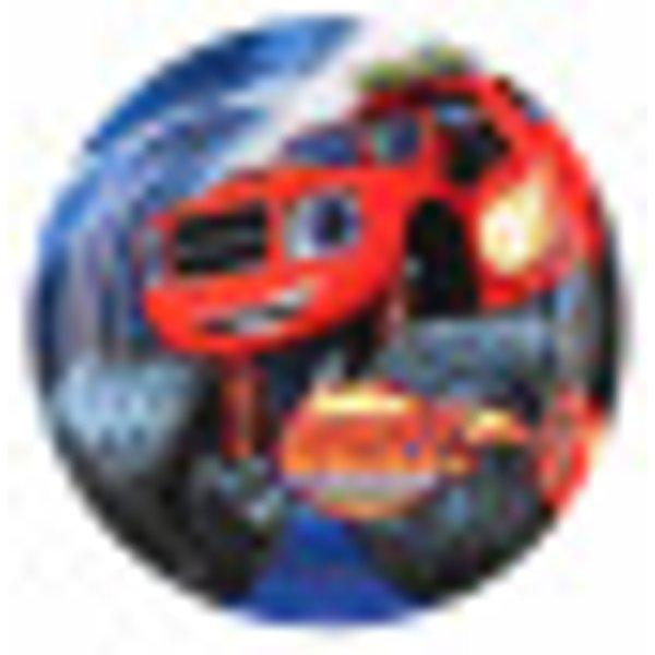 Assiettes - Blaze Et Les Monster Machines™ x 8