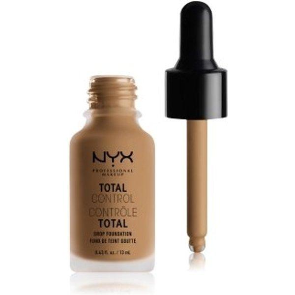 Total Control Drop - Foundation Caramel