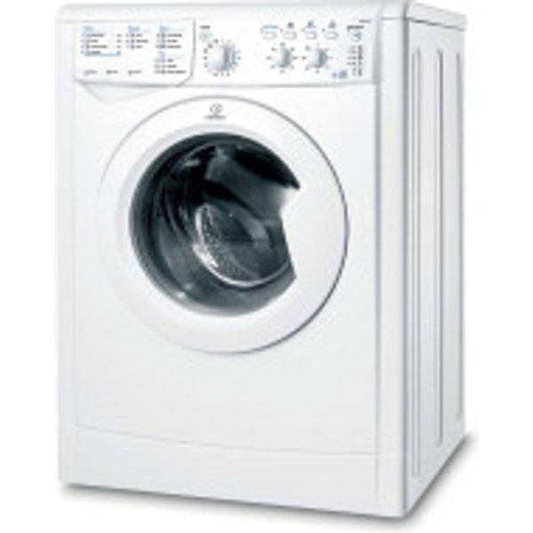 IWDC 65125UKN Washer Dryer in White