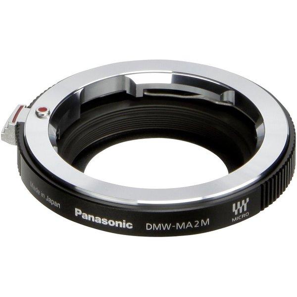 Panasonic Adaptateur Lumix DMW-MA2M d'objectif Leica M