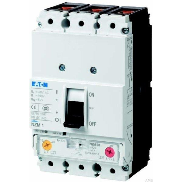 Eaton Leistungsschalter NZMB1-A160