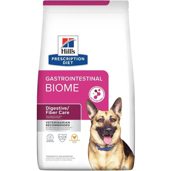 Hill's Prescription Diet Canine Gastrointestinal Biome Digestive/Fibre Care - 10kg