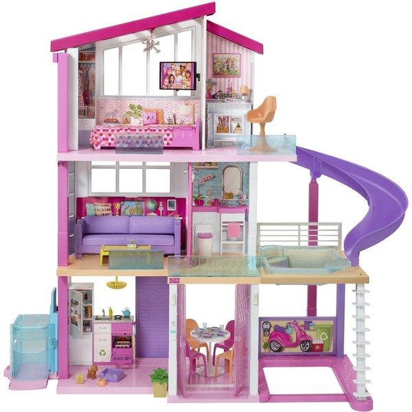 La maison de rêve Barbie