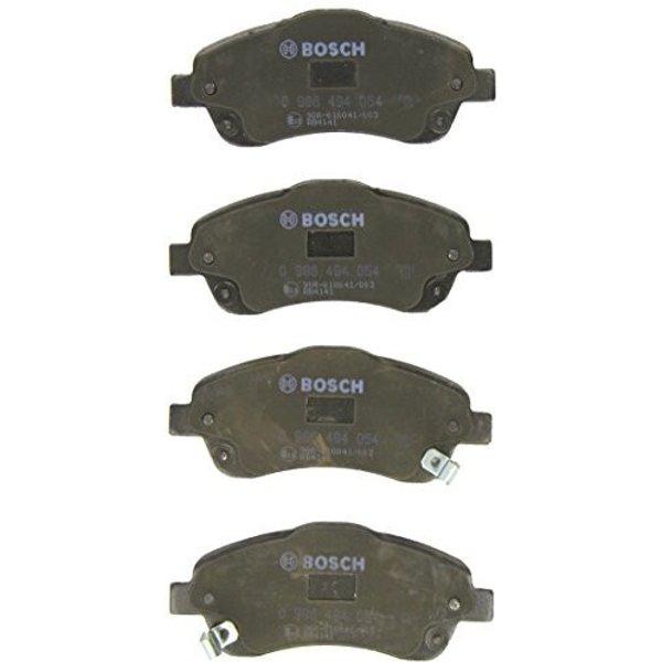 Bosch 0986494054 Brake Pad Set Disc Brake Front Axle