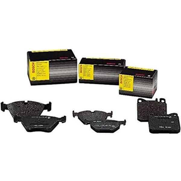 Bosch 0986494416 BP1338 Brake Pad Set Disc Brake Rear Axle
