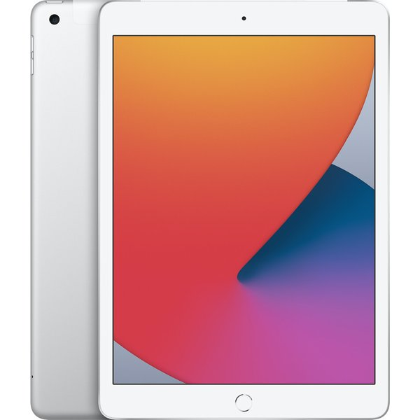 Apple iPad 128GB WiFi + 4G silber (2020)