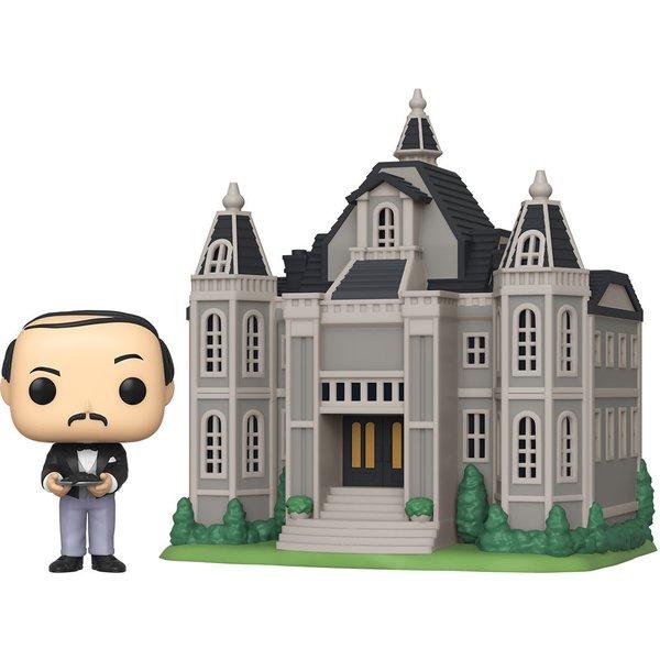 Figurine Pop! Town Wayne Manor Avec Alfred - Batman