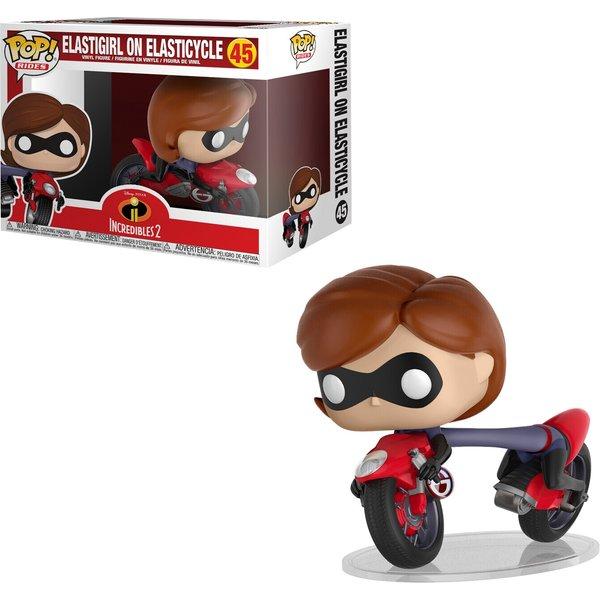 Disney Incredibles 2 Elastigirl Motorcycle Funko Pop! Ride