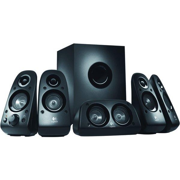 Logitech 5HP+Caisson - Surround Sound Speaker Z506