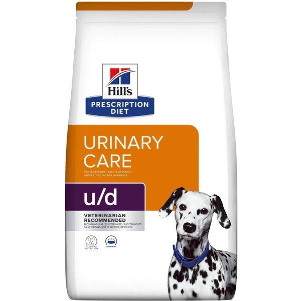 Hill's Prescription Diet u/d Urinary Care Hundefutter Original - 12 kg