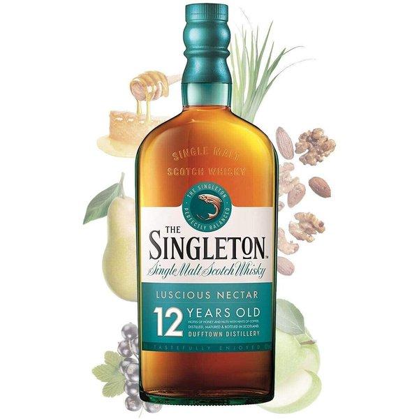Singleton of Dufftown 12 Year Old Speyside Single Malt Scotch Whisky