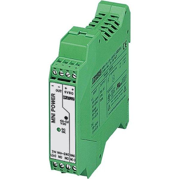 Phoenix Contact Hutschienen-Netzteil Mini-Ps-100-240AC/5DC/3