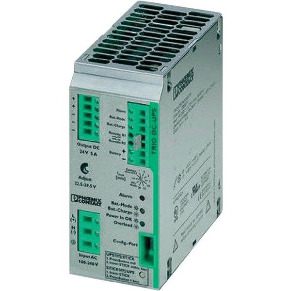 Phoenix Contact TRIO TRIO-UPS/1AC/24DC/ 5 - USV (DIN-Schienenmontage m