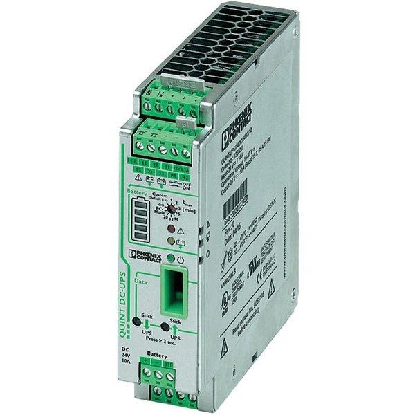 Phoenix Contact Unterbrechungsfreie Stromversorgung QUINT-UPS/24DC/24DC/10 - (Offline-) USV - 10 W