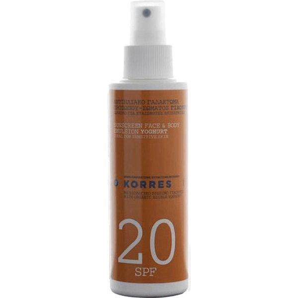 Korres Yoghurt SPF 30 Sonnenlotion  150 ml