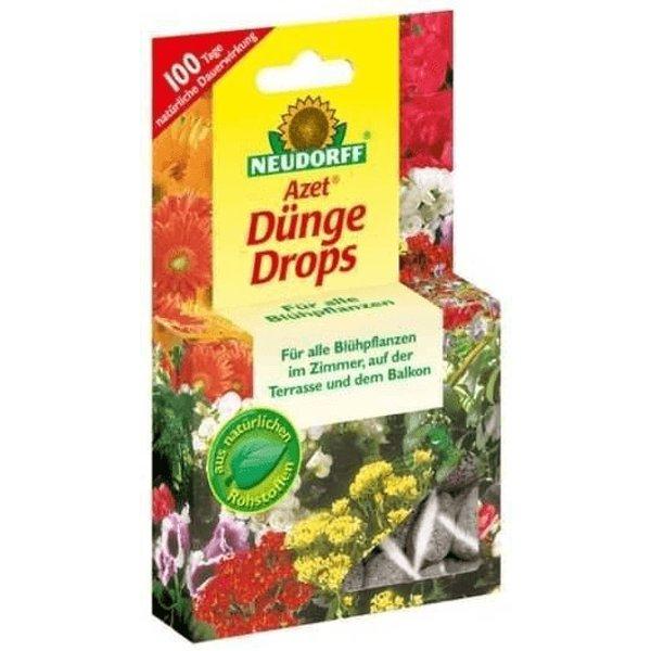 Azet Düngedrops für Blühpflanzen 40 Stück