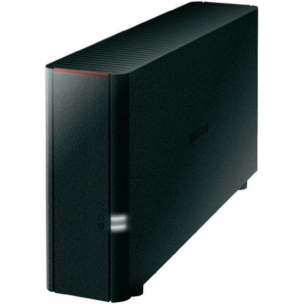 BUFFALO LinkStation 210, 3To - NAS (3 TB, Noir)