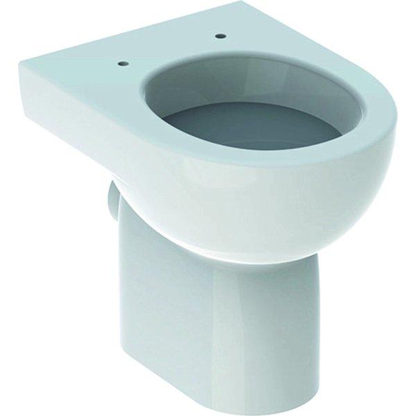 Keramag Renova Nr.1 WC lavable 6l sur pied, Coloris: Blanc - 203010000