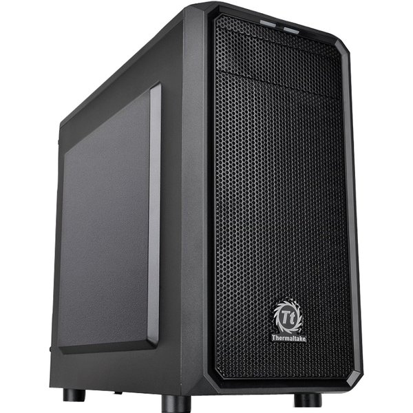 Versa H15 M-ATX Gaming Case USB3 Black Interior