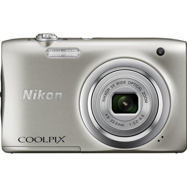 NIKON Coolpix A100 - Appareil photo compact (Résolution photo effective: 20.1 MP) Noir