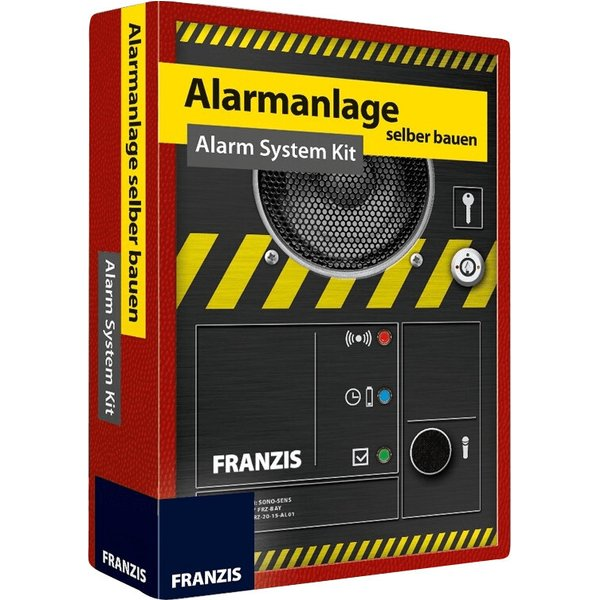 Franzis Alarm System Kit (Paperback)