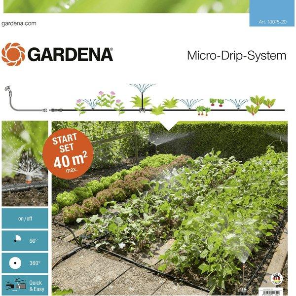 Gardena MICRO DRIP Beds Water Irrigation Starter Set