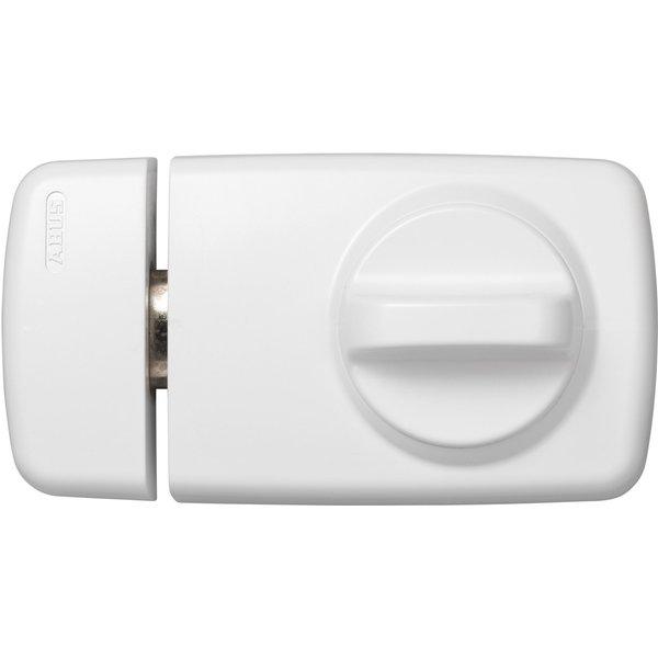 ABUS Türzusatzschloss 7010 Farbe:weiß