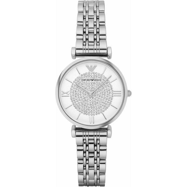 Emporio Armani Ladies Steel Bracelet Watch AR1925