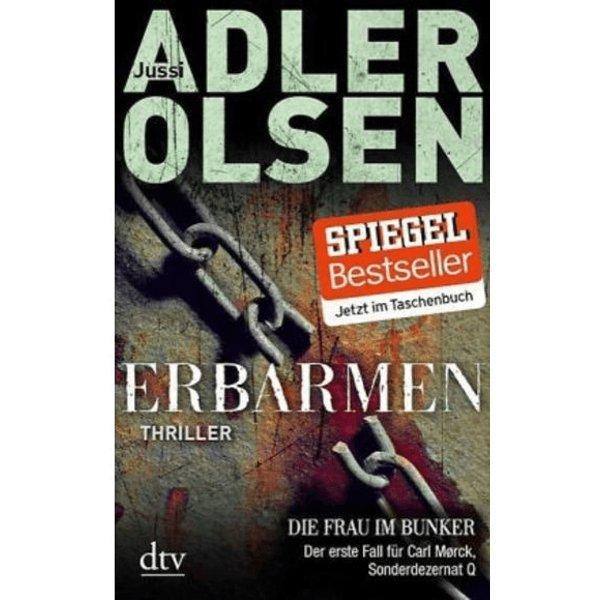Erbarmen / Carl Mørck Sonderdezernat Q Bd. 1