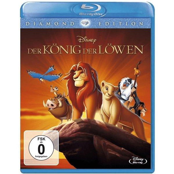 Der König der Löwen (1994) - (Diamond Edition)